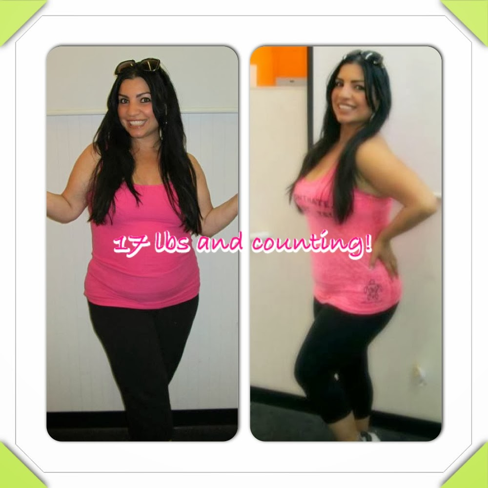 17 Lbs and Counting: One Woman's Journey in Weight Loss and Philanthropy:  Inspiration   Bender Fitness