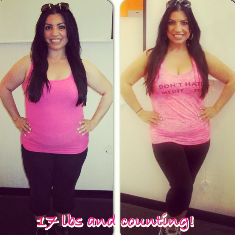 17 Lbs and Counting: One Woman's Journey in Weight Loss and Philanthropy:  Inspiration