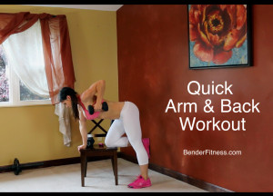 quick arm & back yt