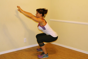 Squat to Lunge Jump: Part 1