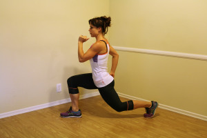 Squat to Lunge Jump: Part 2