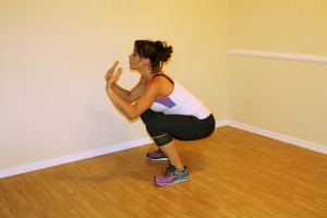 High Knees Burpee: Part 2