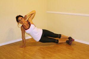 Side Plank Hip Lift: Part 1