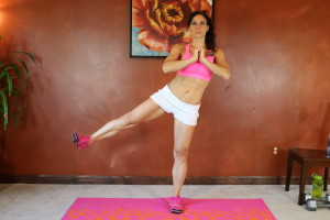 Balanced Leg Abduction with Rotation: Part 1