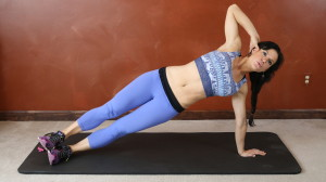 Side Plank Hip Drop: Part 1