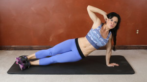 Side Plank Hip Drop: Part 2