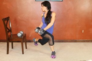 Curtsy Lunge: Part 2