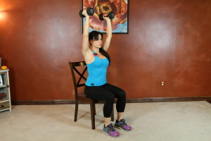 Shoulder Press: Part 2