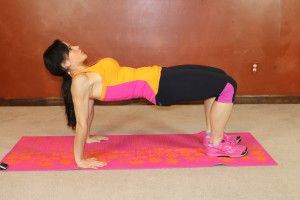 Table Top Hip Thrust