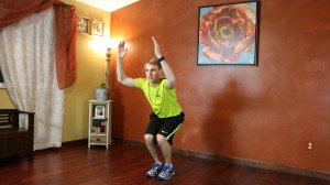 Squat Lunge Jumps: Part 1