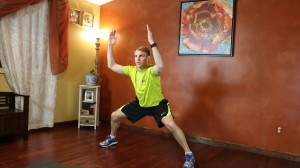 Squat Lunge Jumps: Part 2