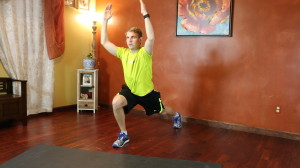 Squat Lunge Jumps: Part 3
