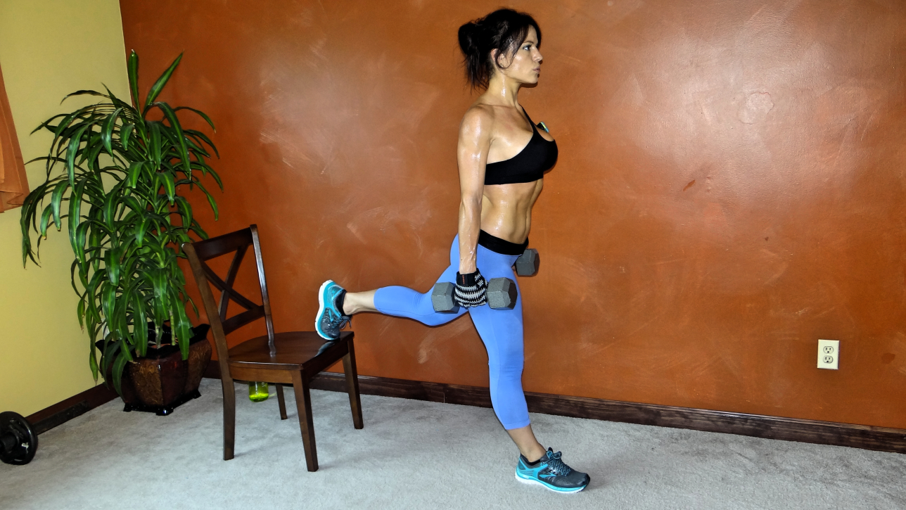 Fit & Healthy DietBet Workout Challenge: Day 6: Lower Body Sculpt & Shape: Home Workout for Butt ...