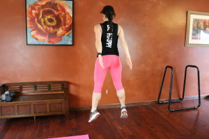 Static Lunge Hop: Part 3