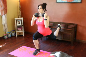 Split Squat: Part 2
