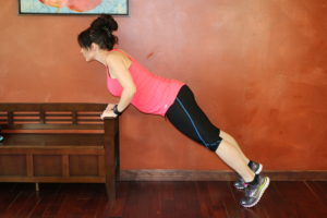Modified Burpee: Part 1