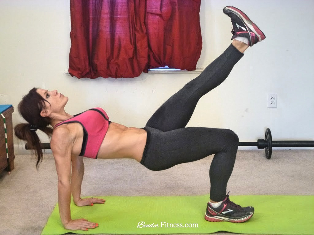 Toned Tush Fat Burner: Quick 16-Minute Home Workout (Real Time)