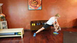 Side Lunge Wood Chopper: Part 3